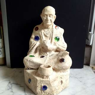 Archan Toh Old Thai Amulet