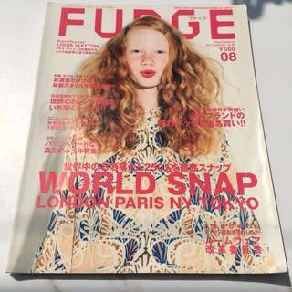 FUDGE Summer Edition Magazine