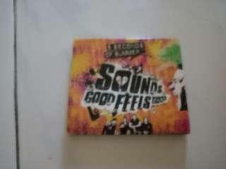 "5 Seconds of Summer ""Sounds good Feels Good"" album"