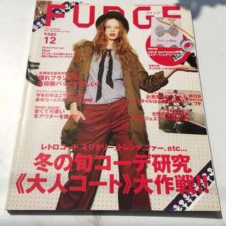 FUDGE Mascullin Japanese Style Edition