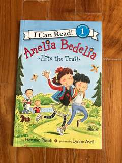 Amelia Bedelia early reader