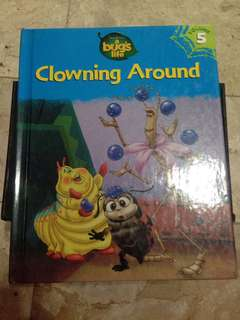 A bug's life:Clowning around