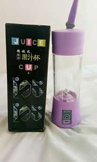 Portable Blender Juice Cup with Free Tumbler