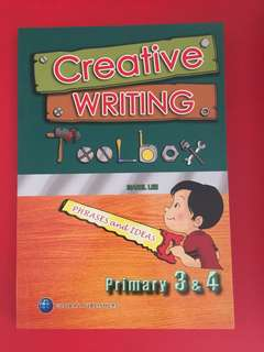 [NEW] Creative Writing Toolbox Primary3 & 4