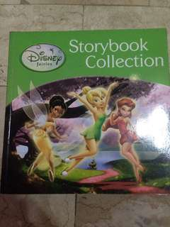 Tinkerbell StoryBook collection