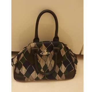 [再減] Vivienne Westwood 袋 包包 手挽袋
