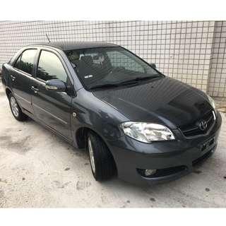 2010年 Toyota VIOS 1.5CC 頂級 選配 保證實車實價16.8萬 一手車 非自售