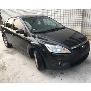 2012年Ford Focus 1.8 保證19.8萬實車實價 漂亮黑鐵灰 超熱門車 便宜釋出中 一手車 非自用