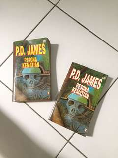 PESONA KEMATIAN PART 1&2 by P.D. James