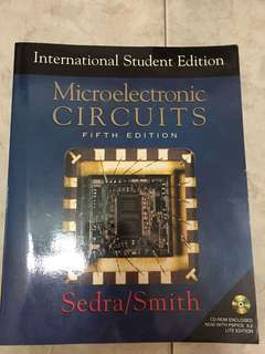 Microelectronics Circuits Fifth Edition