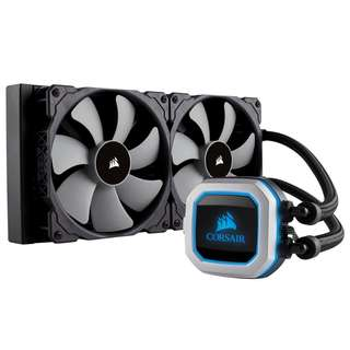 Corsair Hydro Series H115i PRO RGB Liquid Cooler