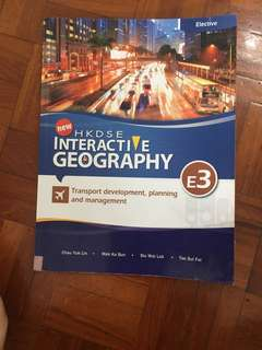 HKDSE INTERACTIVE GEOG E3 transport
