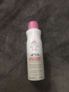 Evian Baby Brumisateur Face and Body Spray