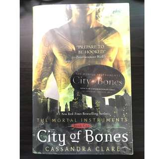 Book - Mortal Instruments Book 1: City of Bones