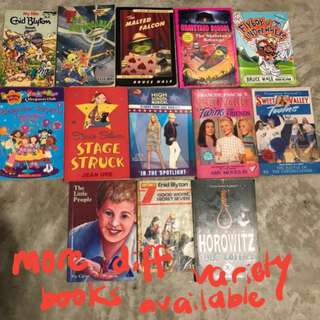 $0.99 Box 2A cheap young student children story books learn English