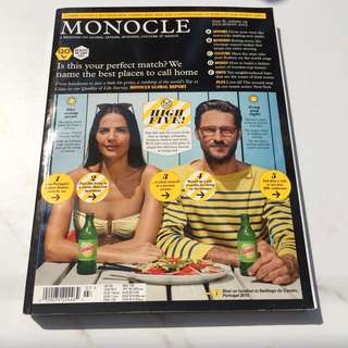 MONOCLE Travel Edition