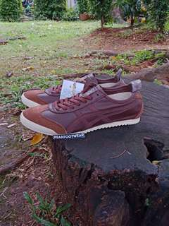 ONITSUKA TIGER MEXICO 66 DELUXE BROWN MADE IN JAPAN