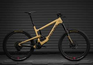 Frame Nomad 4 2018 - rct (m) comes with invisiframe