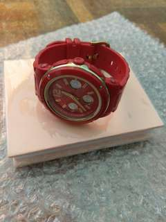 *Rare* Casio Baby-G SNSD Red/Gold
