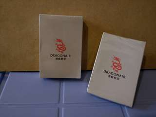 全新絕版 港龍航空 DRAGONAIR 啤牌