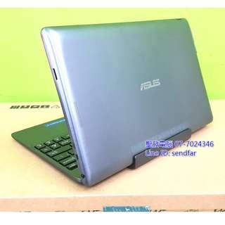 四核變形平板觸控筆電 ASUS T100TA Z3740 2G 64G 10吋筆電 ◆聖發二手筆電◆