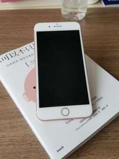 IPhone 7 Plus 128GB 粉紅