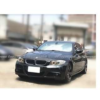 2011年 318D 黑 柴油 二手車中古車全額貸款 歡迎私訊