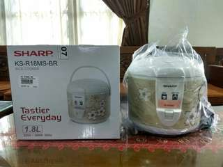Sharp Rice Cooker
