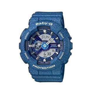 Casio Baby G Watch BA-110DC-2A2