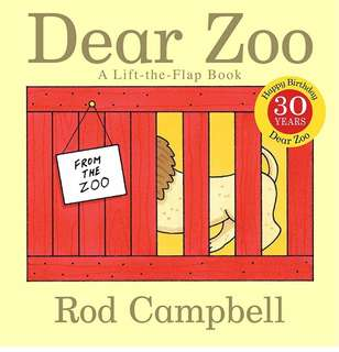 Baby First Libary: Dear Zoo (Brand new Board book)