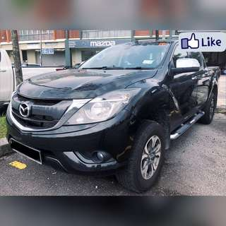 Pre Owned Mazda BT-50