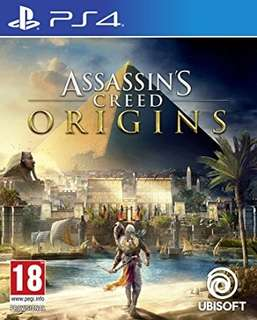PS4 Assassin's Creed Origin