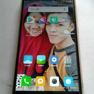Dijual Xiomi Redmi Not 5A Prime