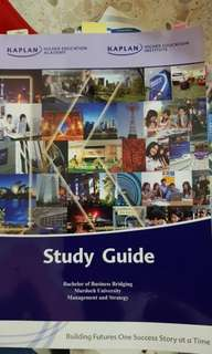 Study guide management and strategy murdoch university bachelor of business