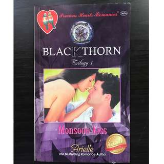 Pocketbook - Precious Hearts Romances (PHR) Black Thorn Trilogy by Arielle