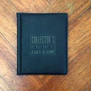 Card Collector Album