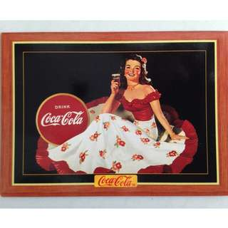 1995 Coca Cola Series 4 Base Card #385 -  Window Display - 1946