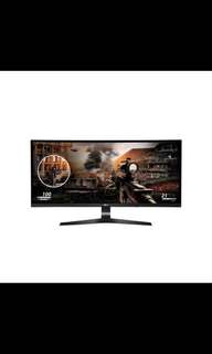 "LG 34UC79G 34"" Curved UltraWide IPS 144mhz Gaming monitor"