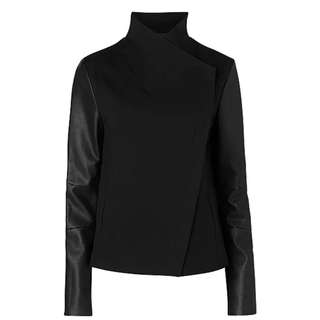 Witchery Splice Zip Jacket