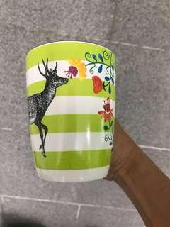 Designer melamine coffee mug cheap sale