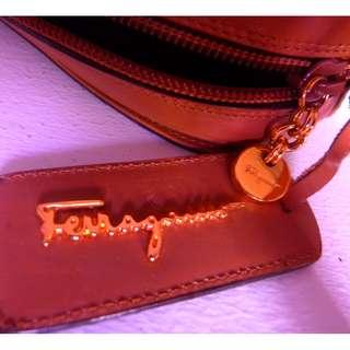 SALE FERRAGAMO SALVATORE SHOULDER BAG!!! - USED