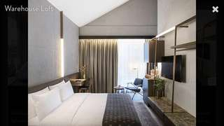 Warehouse hotel 2D1N + breakfast for 2pax + $100 F&B voucher (Value $520)