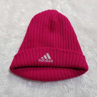 Authentic Adidas Fucshia Binnie Retro / korean style