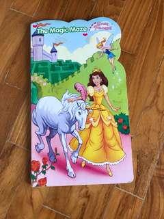 Dream Princess Book