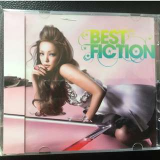Namie Amuro Best Fiction +DVD
