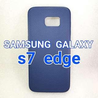 Samsung Galaxy s7 edge Soft Silicone Case