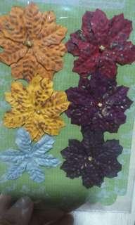 Brand New Paper Flowers