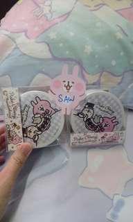 日本 kanahei 兔兔 紅茶+盒+杯墊 愛麗斯