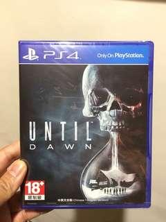 🚚 PS4 Util Dawn 直到黎明(全新未拆)