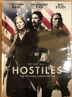 Hostile -DVD
